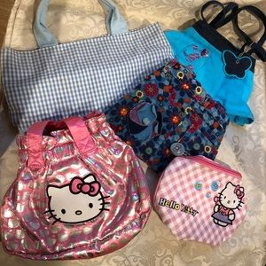 Other - Bundle of 6 bags for your little princess